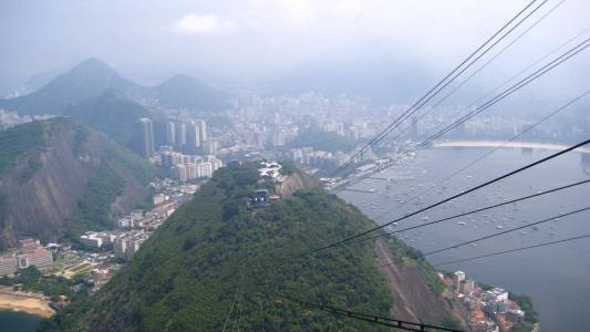 El Pan de Azucar, Río de Janeiro
