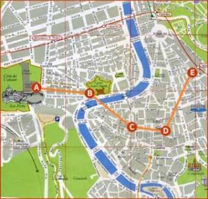 Guía de Roma. Roma en 48 o 96 horas. 1