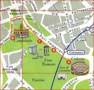 Guía de Roma. Roma en 48 o 96 horas. 2