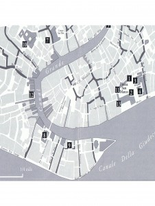 10 lugares indispensables que visitar en Venecia 1