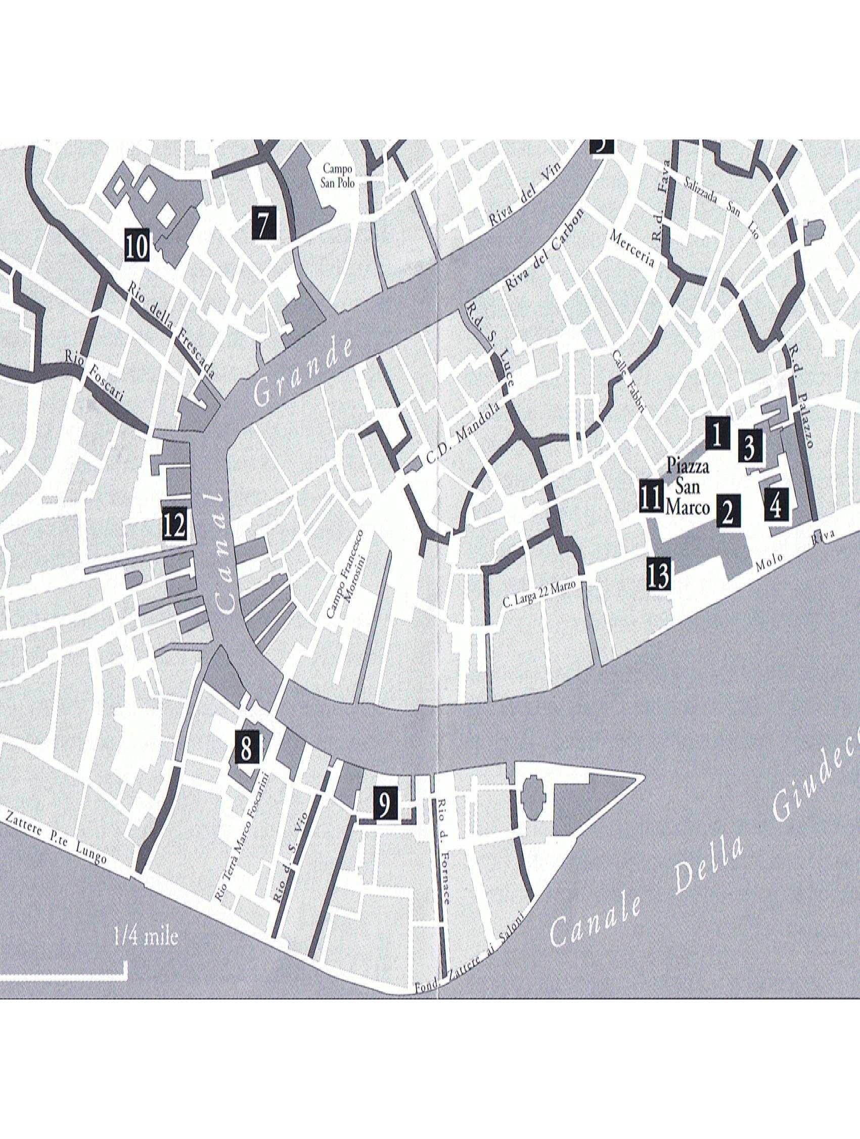 10 lugares indispensables que visitar en Venecia 4