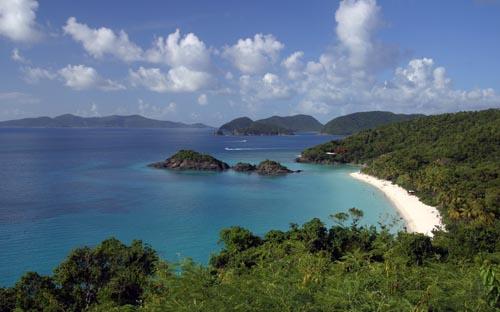 Playas de St. John, algunas de las mejores playas del mundo