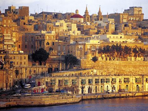 La Valetta, la fortaleza de Malta