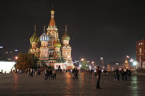 Moscú, un paseo histórico por la Plaza Roja 5