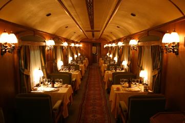 El Tren Transcantábrico. Una vuelta por la historia de España.