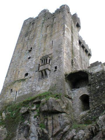 El castillo de Blarney, Irlanda 3