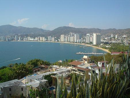 Acapulco, paraísos de arena y mar