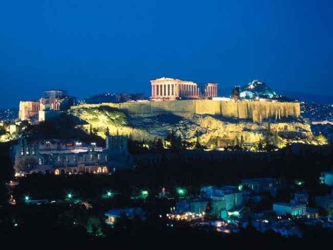 Grecia, un breve paseo encantador