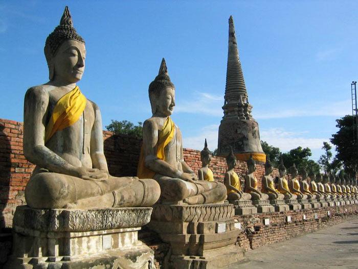 Thailandia, un crucero por el río Naga 2