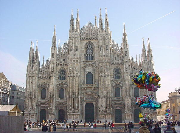 Milán, el lujo de la historia y la moda 1