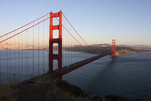 El Golden Gate, San Francisco