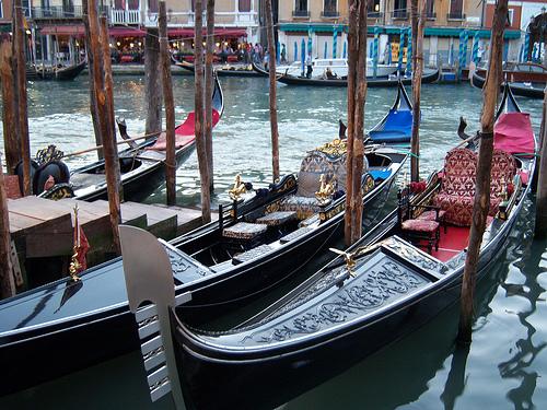 Paseo en Góndola: Una forma única de conocer Venecia