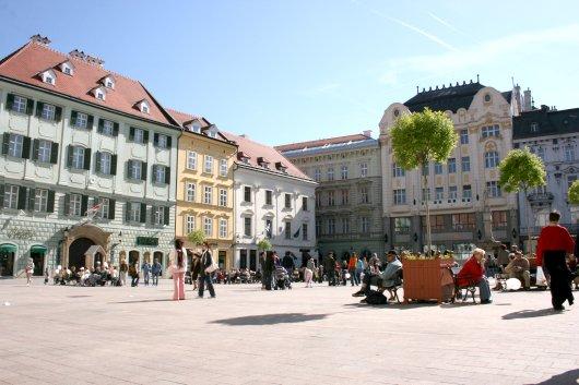 Bratislava, la ciudad por descubrir 1