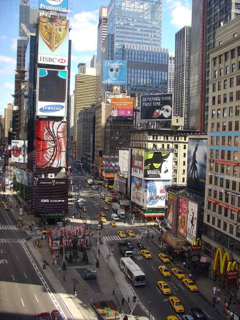 De compras por Nueva York. 1