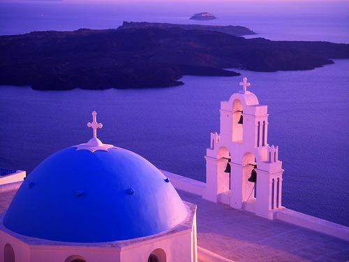 Santorini, la joya de las islas cícladas de Grecia
