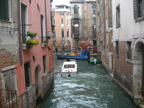 Transporte del aeropuerto a Venecia