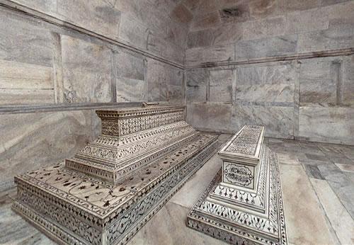 Tumbas de Mumtaj Mahal y Shah Janan