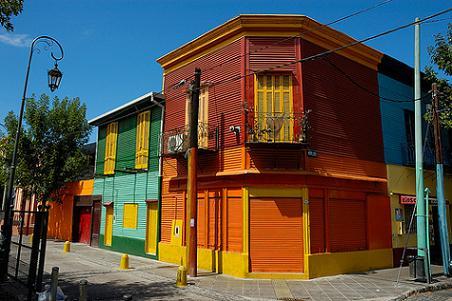 Un paseo por La Boca, ciudad porteña 1