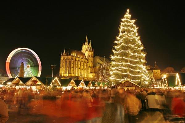 Escapada a los mercadillos navideños de Alemania