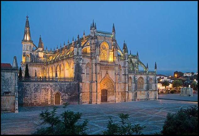 Los monasterios de Batalha y Alcobaça, bellezas de Portugal 3