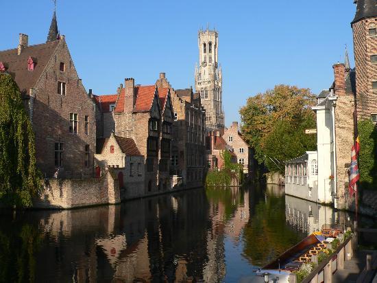 Brujas, la ciudad más encantadora del mundo 1