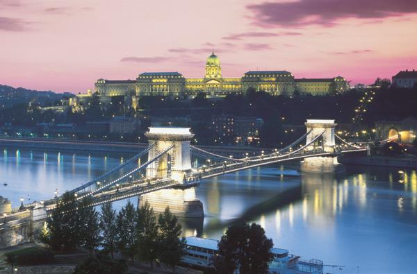 Budapest, la magia abrumadora  1