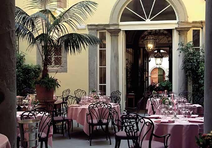 Restaurante Enoteca Pinchiorri