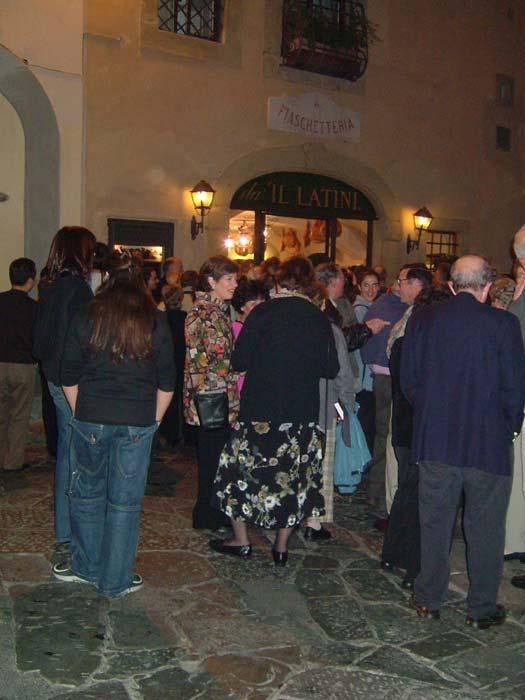 Restaurante Il Latini