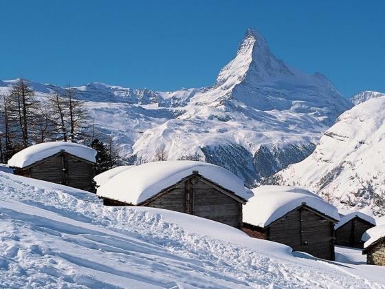 Suiza, el paraíso de las vacaciones de invierno