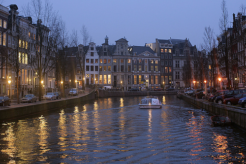 Diez lugares interesantes para visitar en Amsterdam