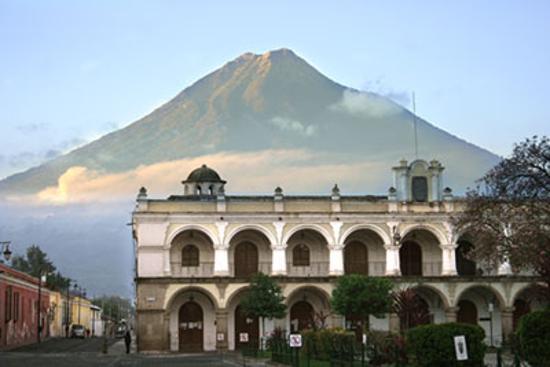 Antigua, el paraíso virgen en Guatemala 1