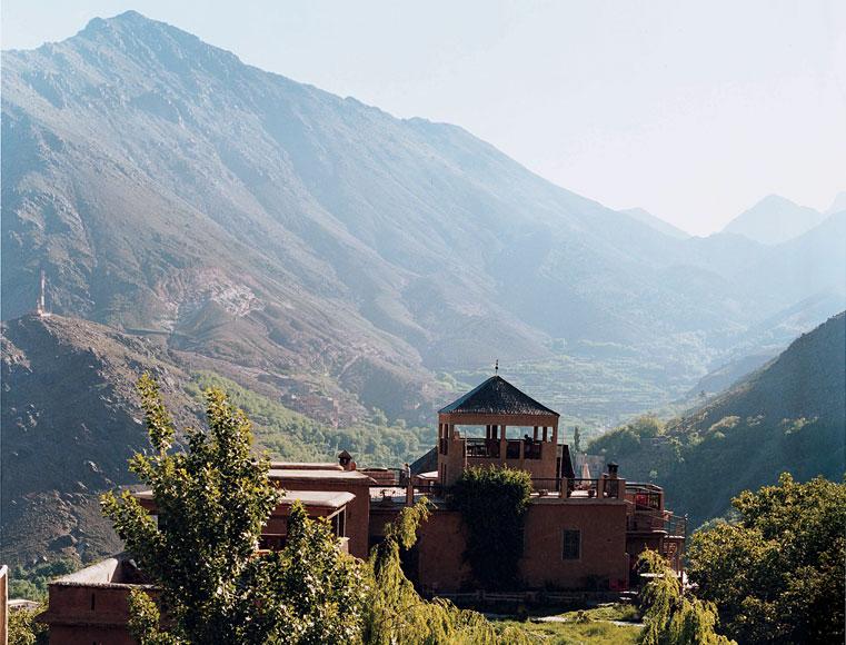 La Cordillera del Atlas en Marruecos 1