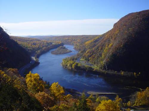 Una escapada a las Montañas Pocono en Pensilvania