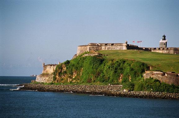 Las Fortalezas Coloniales del Morro y San Cristóbal en Puerto Rico 4