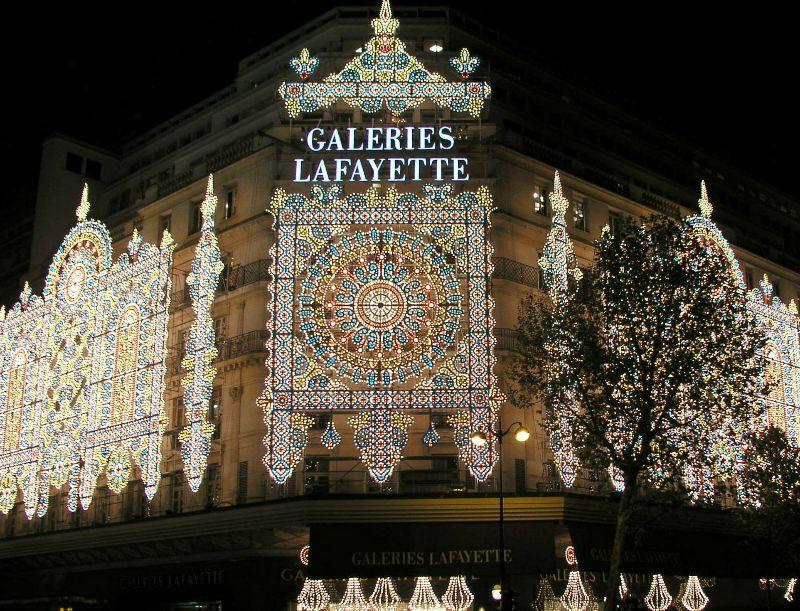 De compras en París, un lujo al alcance de todos