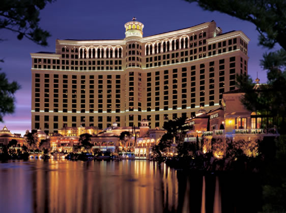 El Hotel Bellagio, el lujo de un sueño en Las Vegas