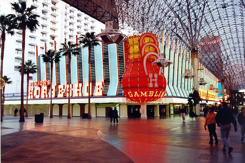 El Hotel Binion en Las Vegas, el paraíso del poker 1