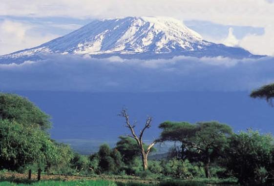 El Monte Kilimanjaro