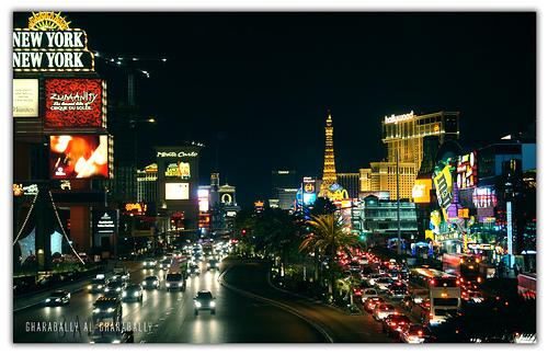 Lujo a buen precio. Todo es posible en Las Vegas