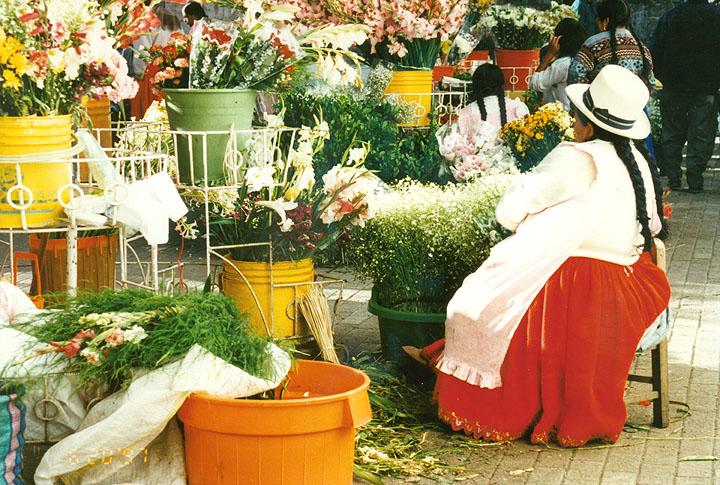 Mercadillos en Cuenca