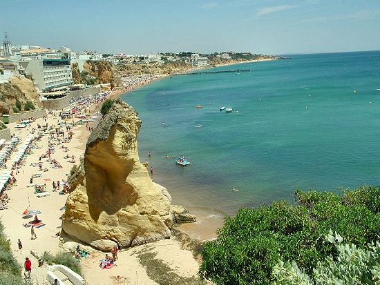 El Algarve portugués, un paseo de enamorados 4