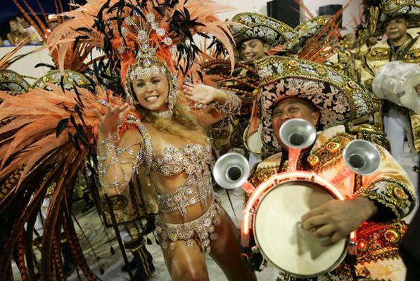 Disfruta del Carnaval de Río de Janeiro 2