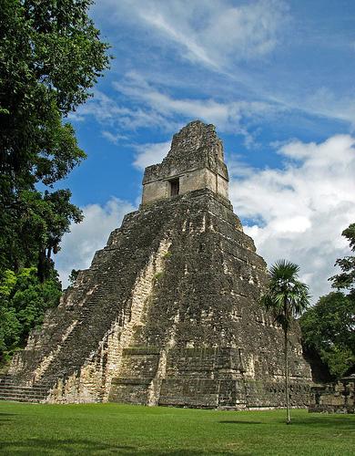 Tikal o el lugar de las voces en Guatemala 7