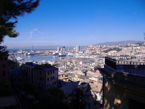 Génova, ciudad de contrastes 6