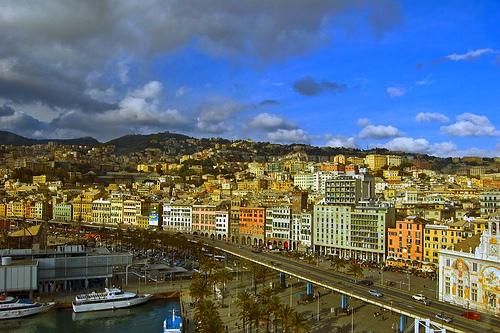 Génova, ciudad de contrastes 1