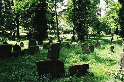 Cementerio Judío en Worms