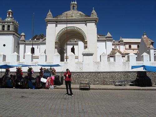 Cobacabana, una ciudad en las alturas del Titicaca en Bolivia 2