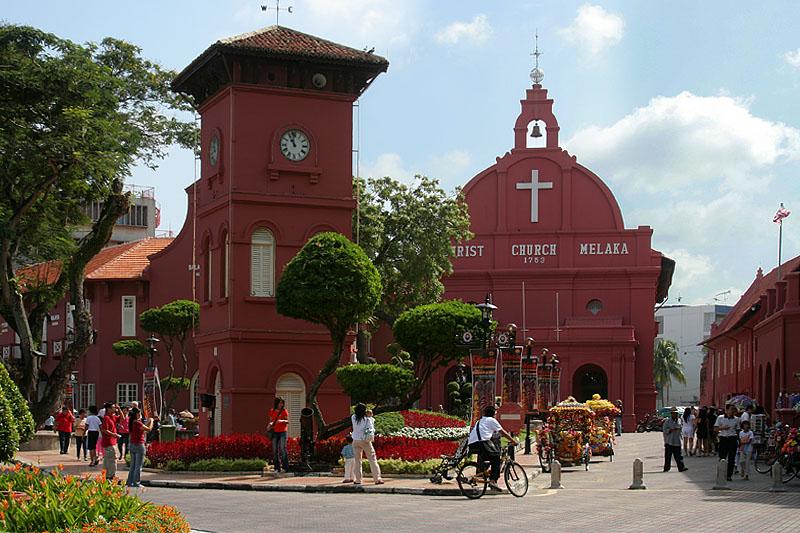 Malacca, la ciudad más antigua de Malasia 3