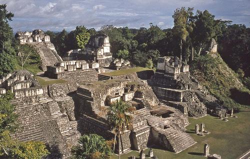 Tikal o el lugar de las voces en Guatemala 2