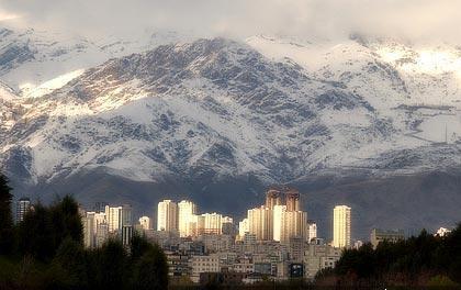 Teherán, una ciudad digna de visitar 5
